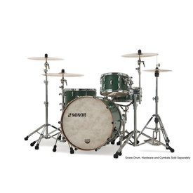Sonor Sonor SQ1 3 Piece Shell Pack in Roadster Green