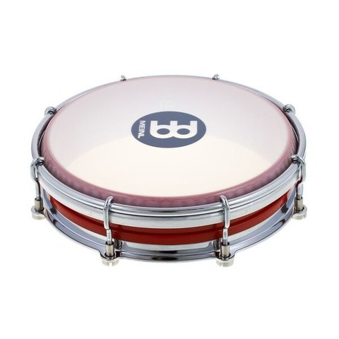 Meinl Floatune Tamborim 6 ABS Red