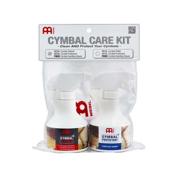 Meinl MeinlCymbal Cleaner & Cymbal Protectant