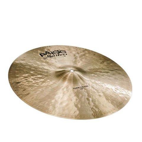 "Paiste Masters 18"" Dark Crash Cymbal"