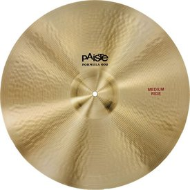 "Paiste Paiste Formula 602 22"" Medium Ride Cymbal"