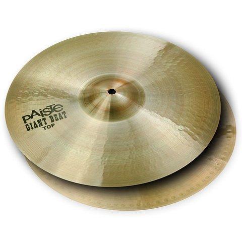 "Paiste Giant Beat 16"" Hi Hat Cymbals"