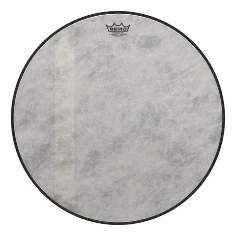 "Remo Bass, Powerstroke® 3, Fiberskyn®, Diplomat®, Felt Tone™, 18"" Diameter"