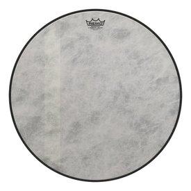 "Remo Remo Bass, Powerstroke® 3, Fiberskyn®, Diplomat®, Felt Tone™, 22"" Diameter"