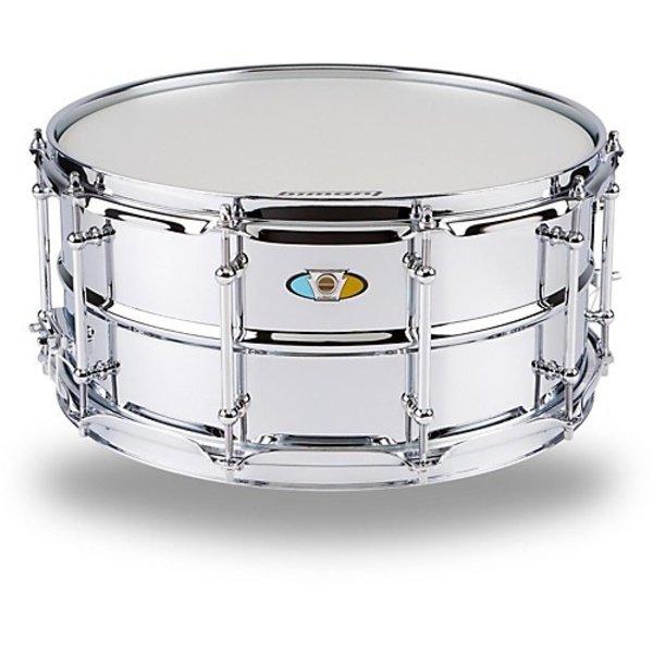 Ludwig Ludwig Supralite 6.5x14 Steel Snare Drum