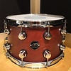 DW Performance Series 8x14 Snare Drum in Tobacco Stain Finish