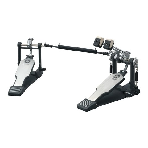 Yamaha Direct Drive Double Bass Drum Pedal with Semi-Hardshell Case Included