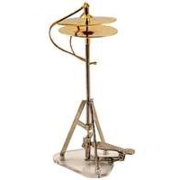 Holiday Ornament: Hi Hats On Stand