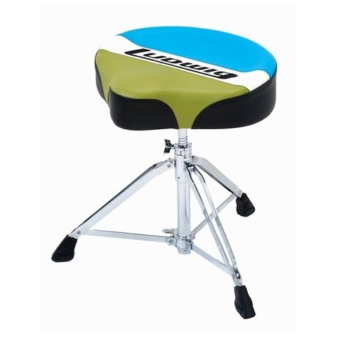 Ludwig Atlas Classic Series Saddle Throne
