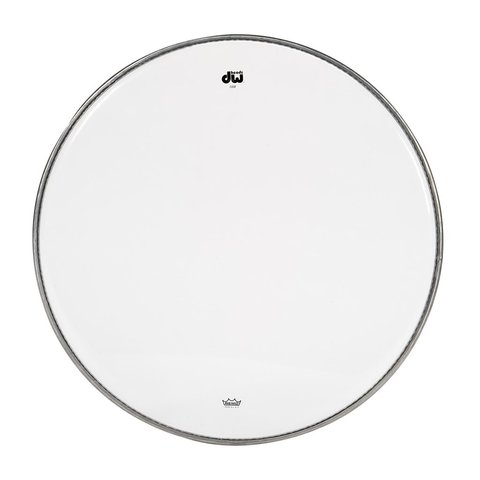"DW 12"" Clear Drum Head"