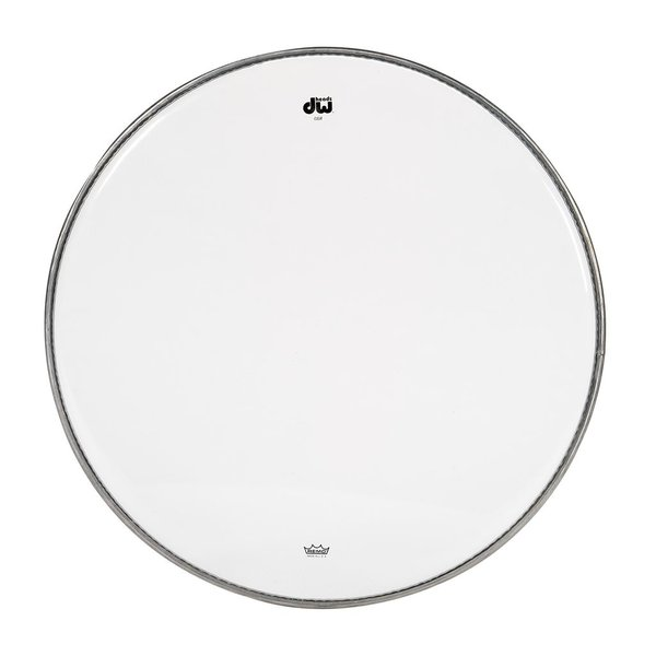 "DW DW 12"" Clear Drum Head"