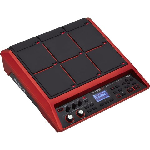 Roland Sampling Percussion Pad - Red w/ 16GB internal memory
