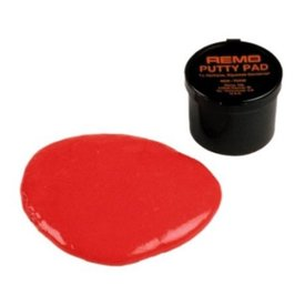 Remo Remo Putty Pad; Red