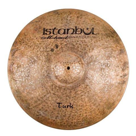 "Istanbul Mehmet Turk Series 22"" Swish Cymbal"