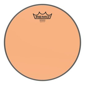 Remo Remo Emperor Colortone  Orange Drumhead ,10""