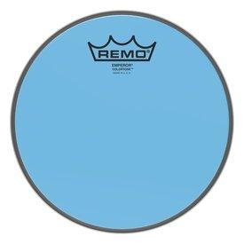 """Remo Remo Emperor Colortone  Blue Drumhead, 8"""""""