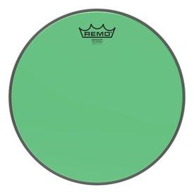 """Remo Remo Emperor Colortone  Green Drumhead, 12"""""""