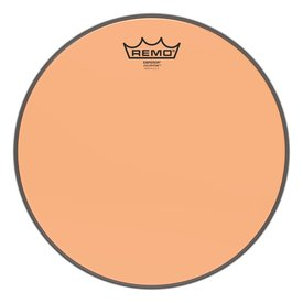 Remo Remo Emperor Colortone  Orange Drumhead, 12""