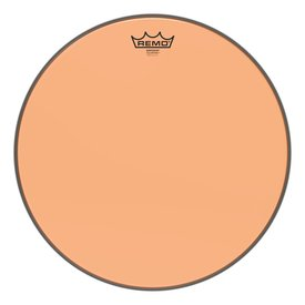 Remo Remo Emperor Colortone  Orange Drumhead, 16""