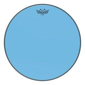 """Remo Remo Emperor Colortone  Blue Drumhead, 16"""""""