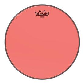 """Remo Remo Emperor Colortone  Red Drumhead, 13"""""""