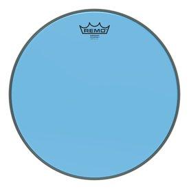 """Remo Remo Emperor Colortone  Blue Drumhead, 14"""""""