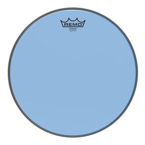 """Remo Emperor Colortone  Blue Drumhead, 13"""""""