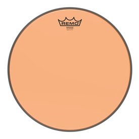 Remo Remo Emperor Colortone  Orange Drumhead, 13""