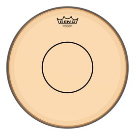 Remo Remo Powerstroke 77 Colortone  Orange Drumhead, 14""