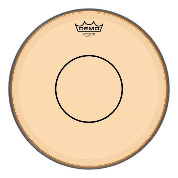 """Remo Remo Powerstroke 77 Colortone  Orange Drumhead, 14"""""""