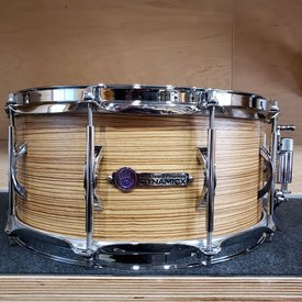 "Dynamicx 6.5"" x 14"" BackBeat, Veneered 9-ply Maple"