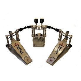 Offset Offset Double Bass Drum Pedal