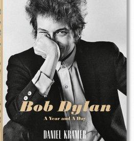 Taschen Daniel Kramer. Bob Dylan: A Year and a Day