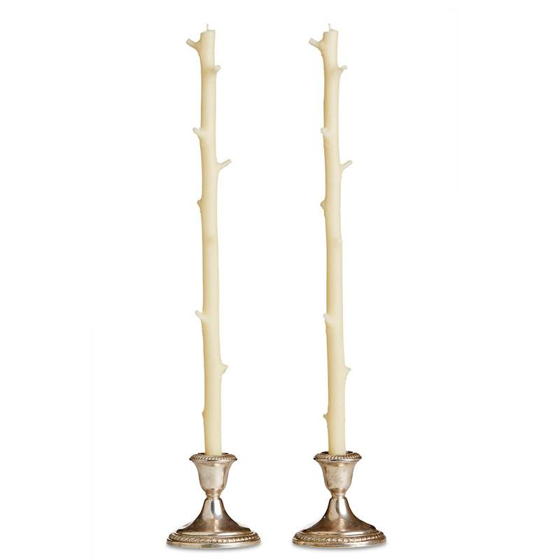 Stick Candles Set of 2
