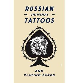 DAP 50%Russian Criminal Playing Cards