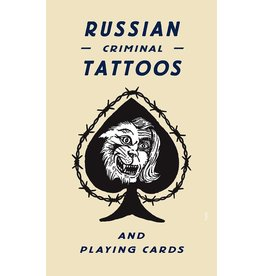 DAP Russian Criminal Playing Cards