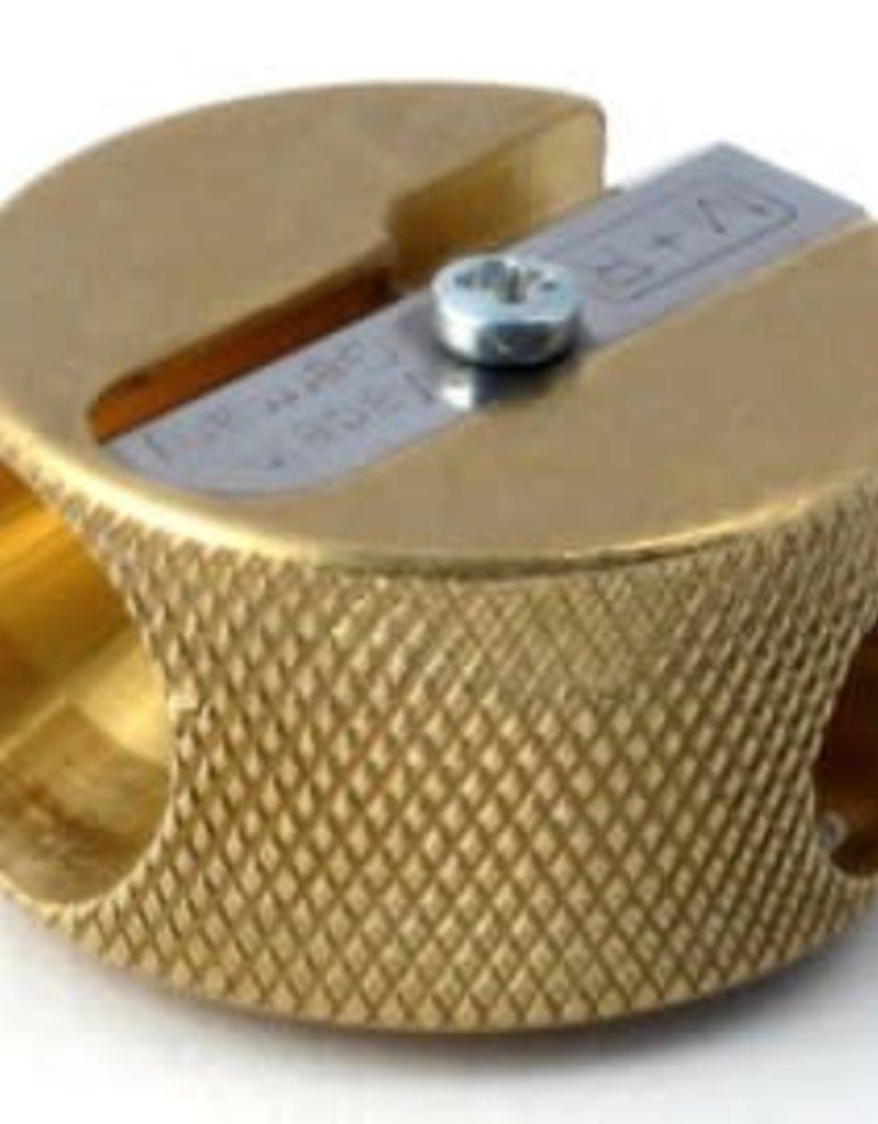 MOBIUS + RUPPERT M+R NUGGET - Brass Pencil Sharpener