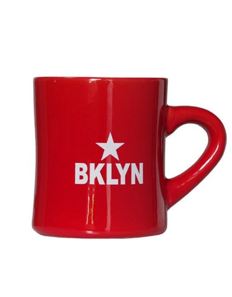 BKLYN Mug Red