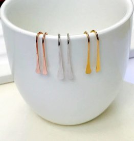 Linda Trent Minimalist Threader Earring
