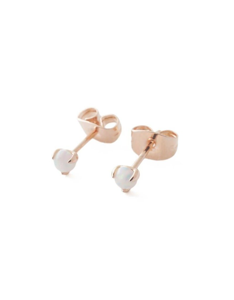 Honeycat Honeycat Point Solitaire Studs