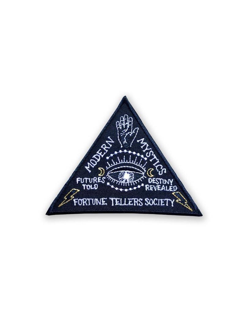 Antiquaria Antiquaria Embroidered Patch -