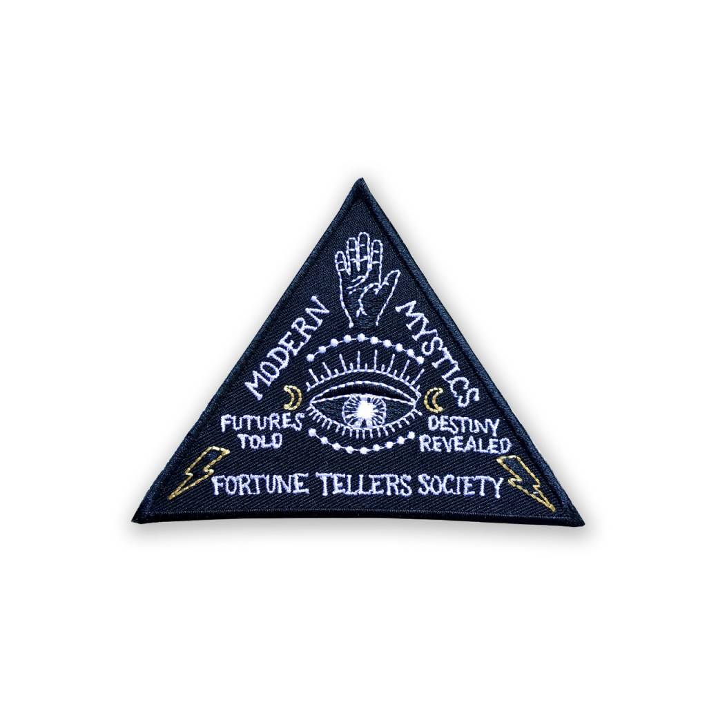 Antiquaria Antiquaria Embroidered Patch