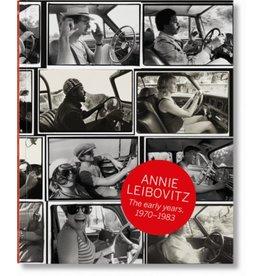 Taschen Taschen Annie Leibovitz: The Early Years, 1970–1983