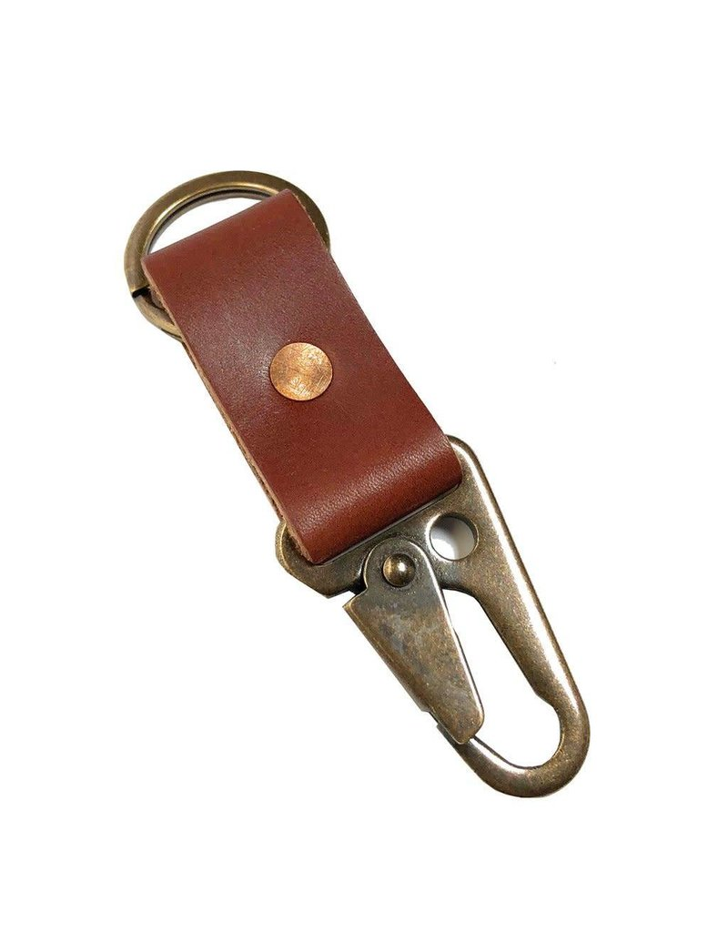 Todder Todder Leather Utility Keychain