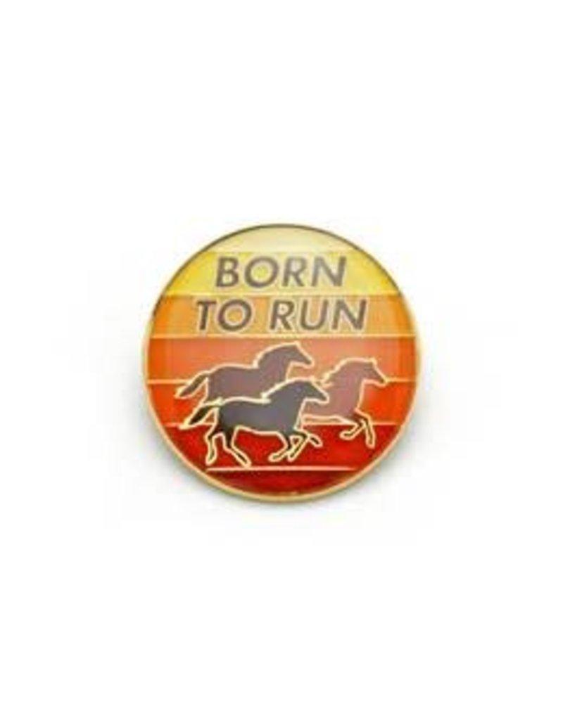 Lucky Horse Press Enamel Pin