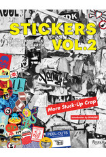 Rizzoli Stickers 2: From Punk Rock to Contemporary Art. (aka More Stuck-Up Crap)
