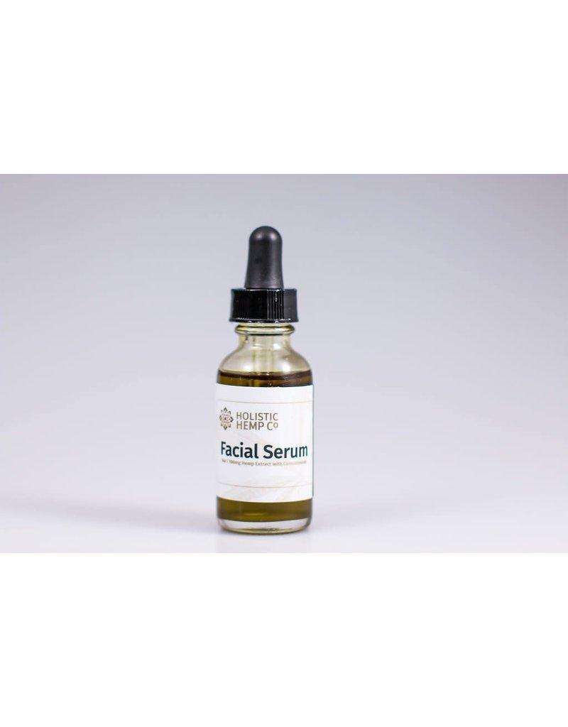 Holistic Hemp Co Holistic Hemp Co -  100 Mg CBD Topical:Facial Serum - (1oz)