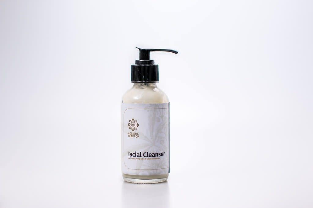 Holistic Hemp Co Holistic Hemp Co -  100 Mg CBD Topical:Facial Cleanser - (4oz)