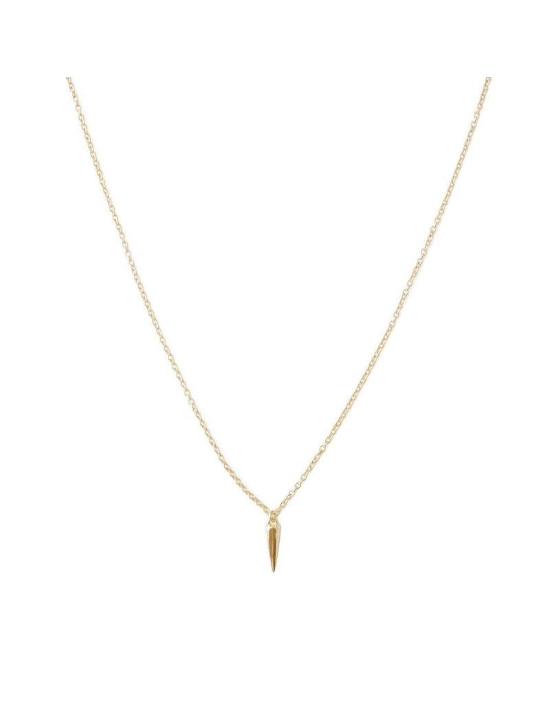 Honeycat Honeycat Mini Spike Necklace