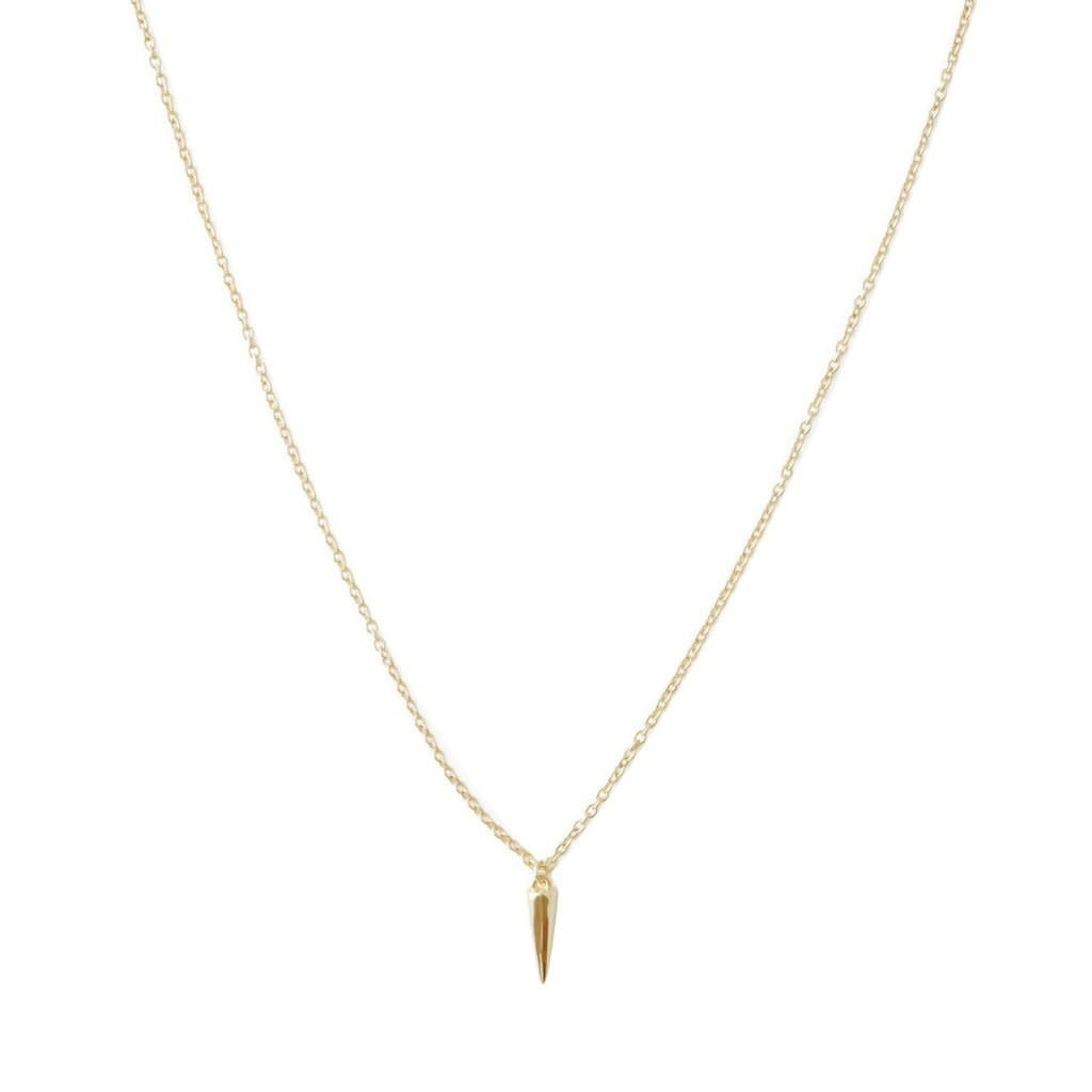 Honeycat Honeycat Mini Spike Necklace